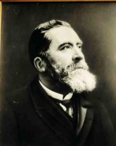 Portrait de Jean Jaurès