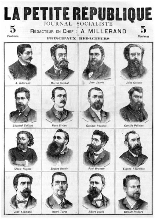 Les rédacteurs de la Petite République
