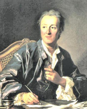 Diderot par Van Loo (1867)