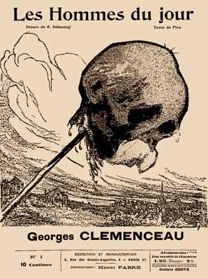 Clemenceau_par_Delannoy